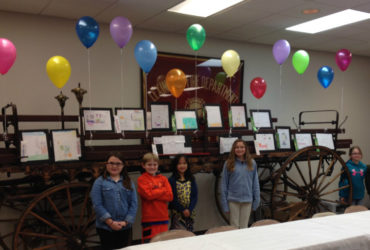 2015 Fire Safety Art Contest