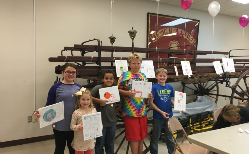 2016 Fire Safety Art Contest