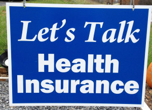 Let's Talk Health Insurance
