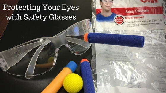 Protecting Your Eyes with Safety Glasses