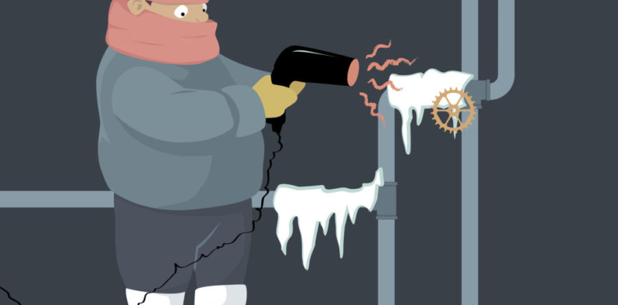 How to Prevent Freezing Pipes in Your Home