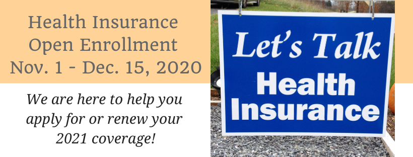 Health Insurance 2020 Enrollment